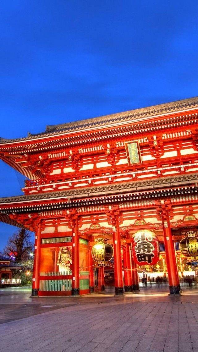 Senso Ji Temple Asakusa Tokyo Been Here And Shopped Around Asakusa