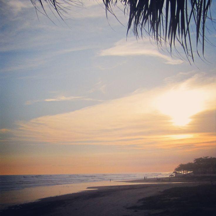 Pochomil beach, San Rafael del Sur, Nicaragua