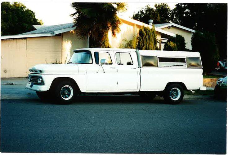 Vintage Truck Camper Shell Vintage Camper Shell Too