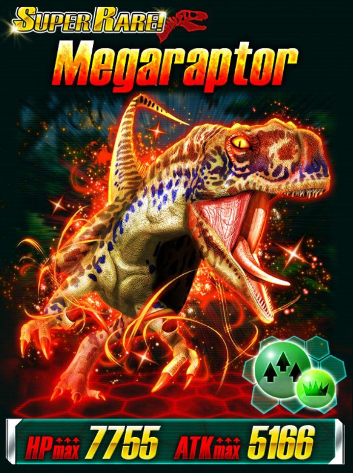 SR Megaraptor