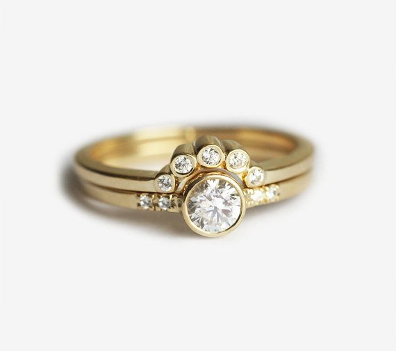 Hey, I found this really awesome Etsy listing at https://www.etsy.com/listing/270363223/round-diamond-ring-with-bezel-diamond