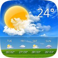GO Weather  Widget Them Wallpaper Efficient Premium 6.09  APK Apps Weather