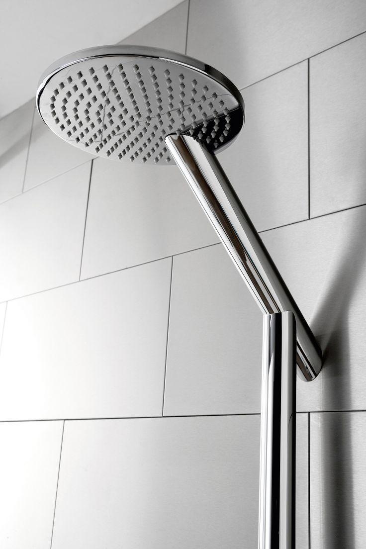 Sento #faucets distributed by Inbani. #bathroom #design
