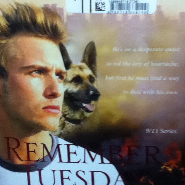 Remember Tuesday Morning by Karen Kingsbury. From her 9/11 series.