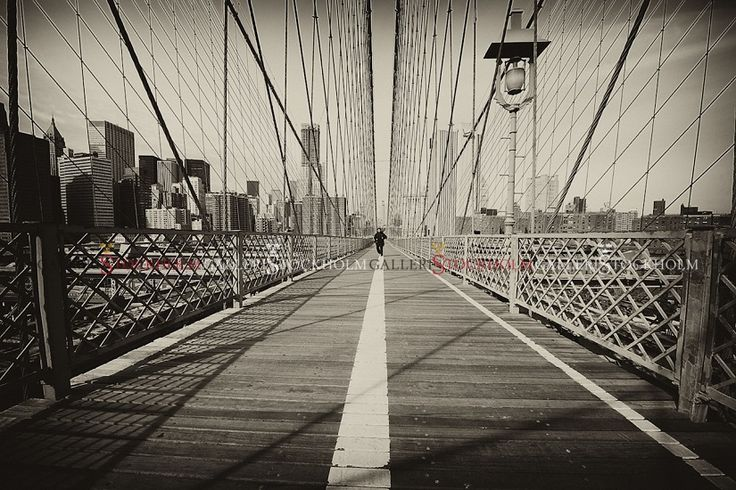 Per Mikaelsson - Brooklyn Bridge - New York
