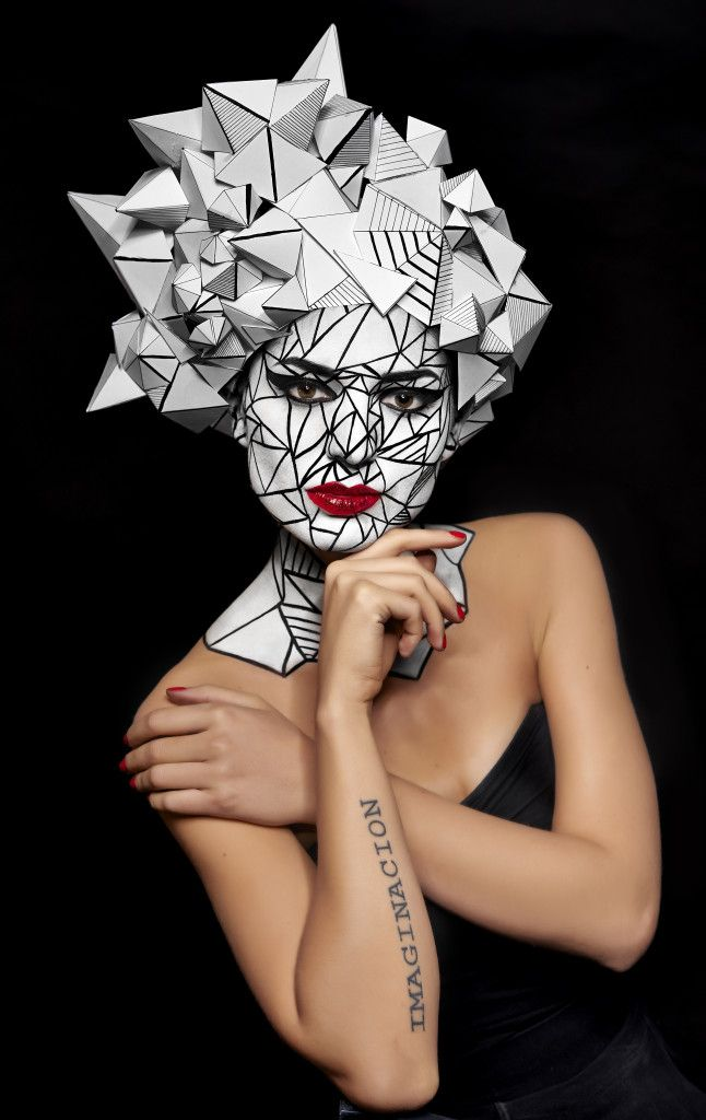 #Maquillaje de #belleza