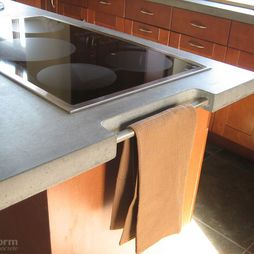 Spaces Concrete Countertops Design, Pictures, Remodel, Decor and Ideas - page 11