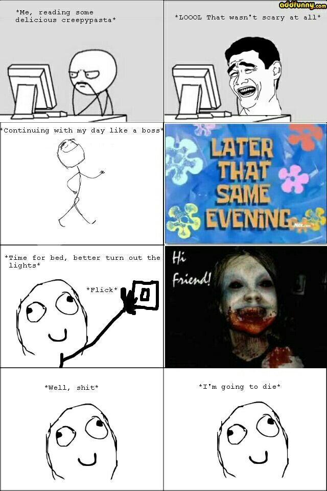 be2c253c7b90837657f698c5f80685d3 creepypasta 25 best creepypasta memes images on pinterest creepy pasta