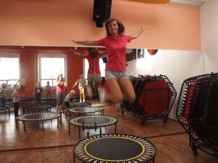 Jumping v La Fiesta!