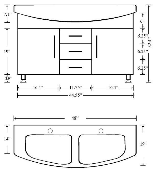 Standard Height For Bathroom Vanity Buy Bathroom Vanity Bathroom Vanity Bathroom Vanity Cabinets