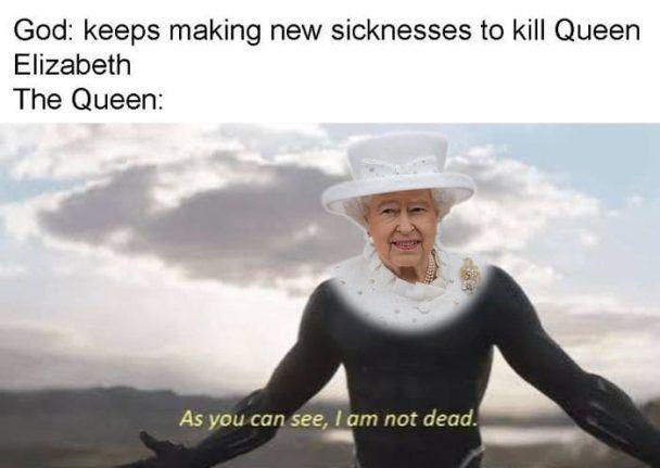 Queen Elizabeth Fun Meme Funny Memes Queen Elizabeth Memes Memes