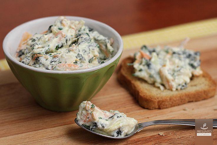 Este patê é uma delícia! Fica bom em torradas, pães, lanches naturais, e até como recheio de sushi! Pode ser considerado uma versão vegana do patê de atum, pois pode ser usado da mesma maneira, por...