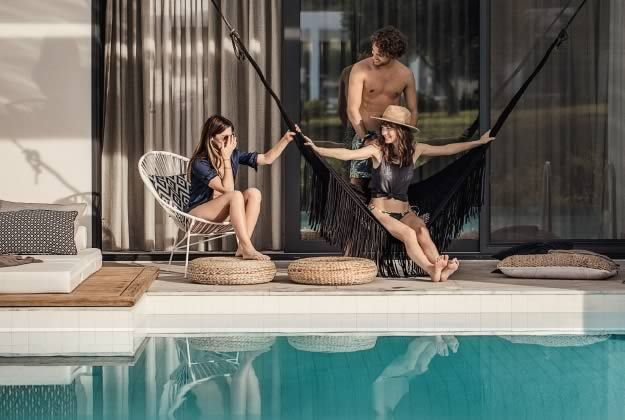 Bohemian Lifestyle Hotel by Thomas Cook - Casa Cook Rhodes