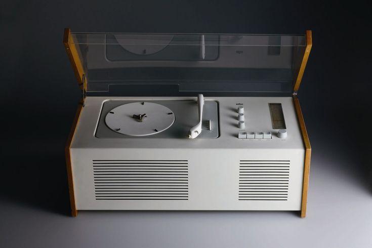One of my most favorite things to pin - Braun SK 61 | Designer: Dieter Rams
