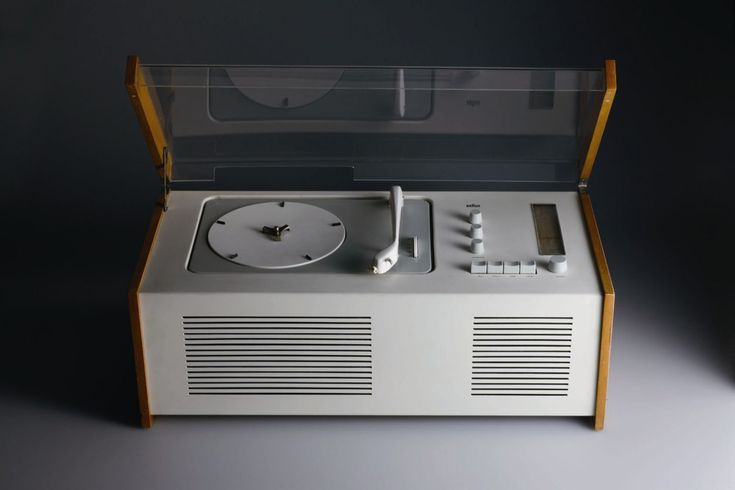Braun SK 61by Dieter Rams and Hans GugelotDieter Rams, Hans Gugelot, 61Bi Dieter, Braun Phonosup, Products Design, Industrial Design, Braun Sk, Phonosup Sk, Snow White