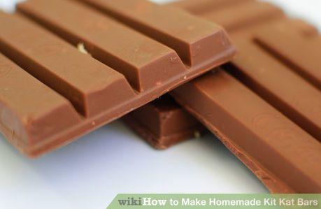 Image titled Make Homemade Kit Kat Bars Intro