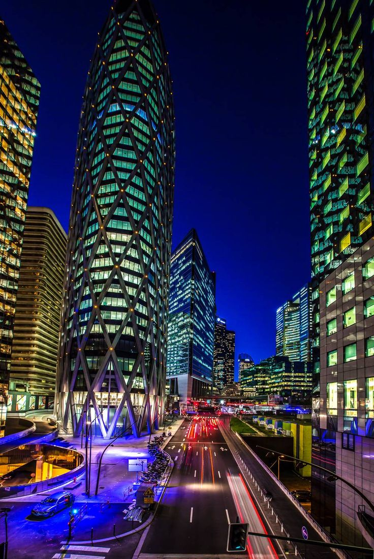 La Defense 02 Photographie De Pierre Courtine En 2019 Photographie Photo D Art Et Photographie De Rue