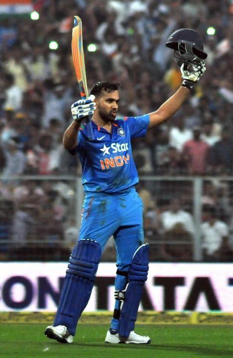 18: Rohit Sharma - India.
