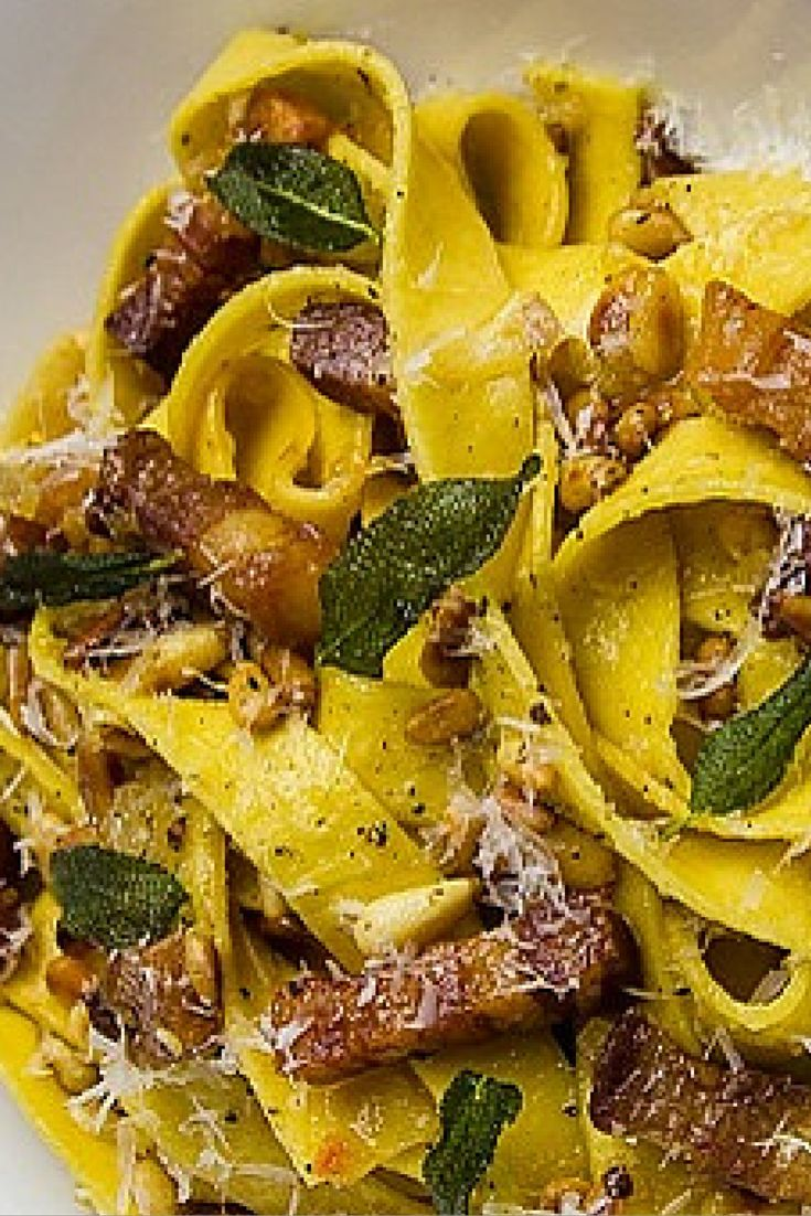 Delicious, mouth watering, tasty, full of flavour... Learn how to make this amazing pasta meal by Masterchef sensation, Ben MacDonald, by visiting our website.