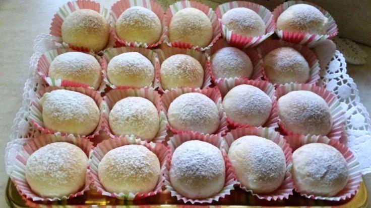 Come preparare Nuvolette con crema al latte col Bimby della Vorwerk, impara a preparare deliziosi piatti con le nostre ricette bimby