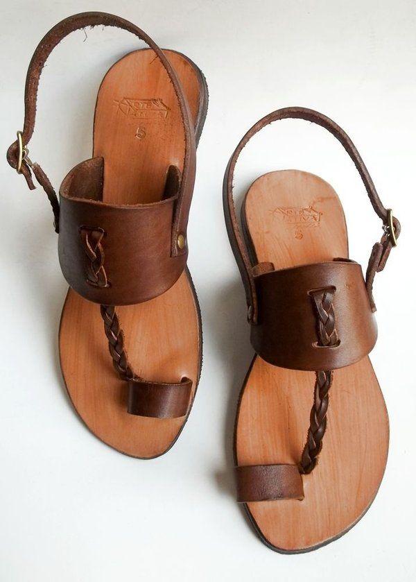 Bolsa De Couro Masculina Artesanal : Melhores ideias sobre sandalia de couro masculina no