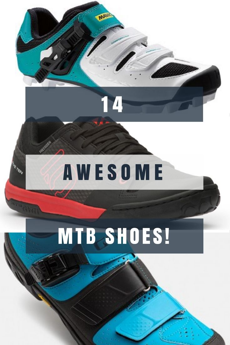 14 Of The Best Trail Ready Mountain Bike Shoes 2019 Bike Shoes