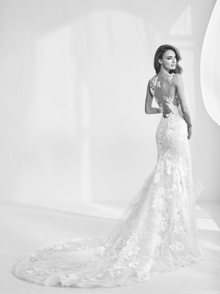 Robe de mariée sexy en dentelle