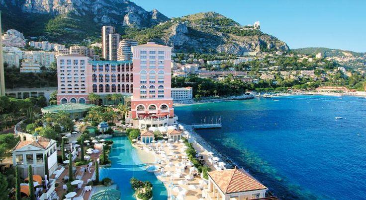 泊ってみたいホテル・HOTEL|モナコ>モンテ・カルロ>ラルボット半島に位置し、海岸沿いの庭園に囲まれたホテル>モンテ カルロ ベイ ホテル & リゾート(Monte-Carlo Bay Hotel & Resort)