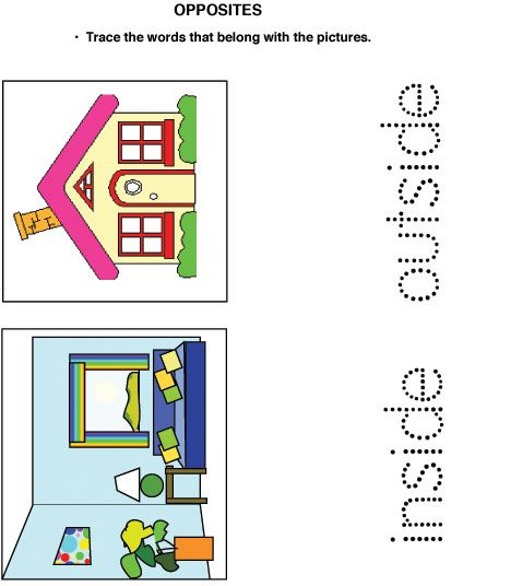 TeachersandFamilies Activity Pages