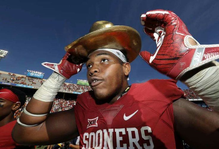 Orlando Brown has declared for the draft. Thanks for the memories, Zeus.