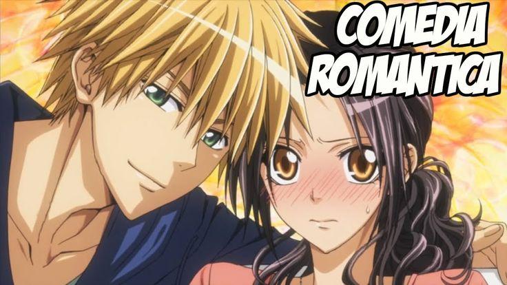 Top 10 Mejores Animes de Comedia Romántica