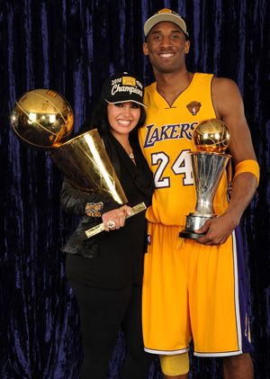 Lakers' Kobe Bryant and wife, Vanessa, reconcile and end divorce ...