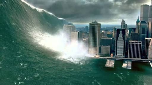 A tsunami is a very dangerous and big wave that van be cause the die of people and are created by iron falls,or earthquakes