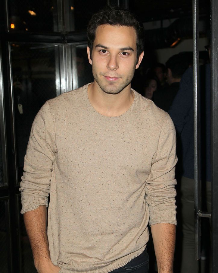 7 Things You Didn't Know About the Very Handsome Skylar Astin (Whose 21 and Over Comes Out Today!): Obsessed