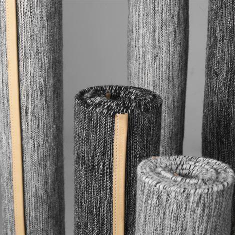Björk rug dark grey - 70x130 cm - Design House Stockholm
