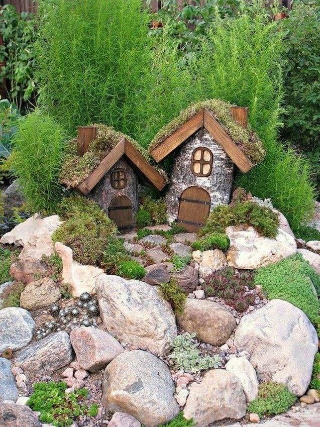 нас очень декоративные домики для сада фото более, если