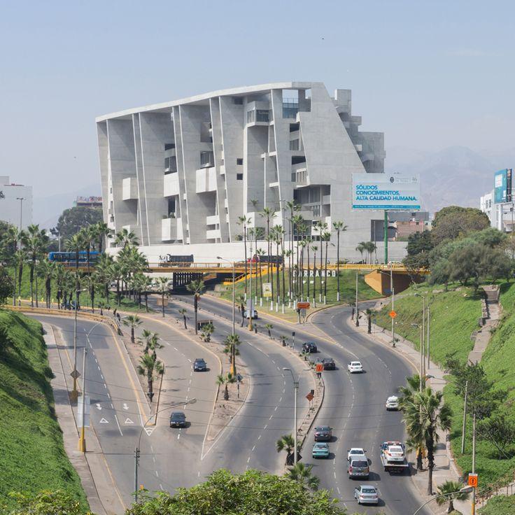 UTEC Universidad de Ingenieria y Tecnologia, Peru, by Lima Grafton Architects and Shell Arquitectos