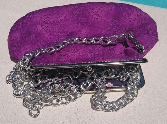 Bolso de boquilla con cadena para poder llevar a por 2bebisuteria