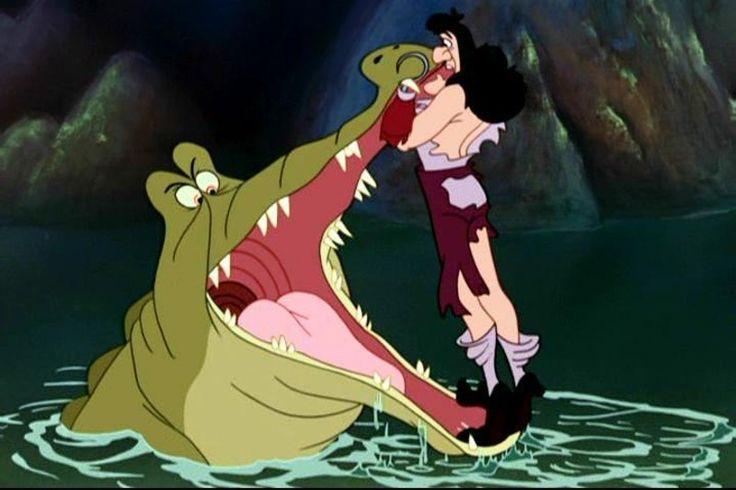 peter pan crocodile in - photo #30