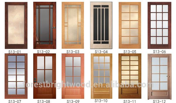 Interior Office Door mastergrain's 6 panel traditional oak collection with various sdl