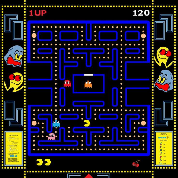Pac-Man (Franchise) - Giant Bomb