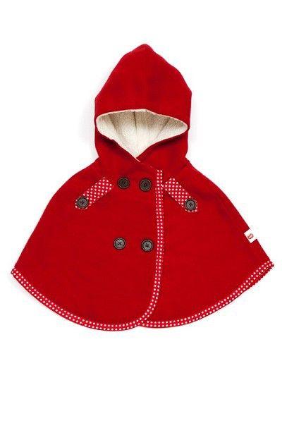 capa inverno chapeuzinho vermelho - Paperdolls - 48427