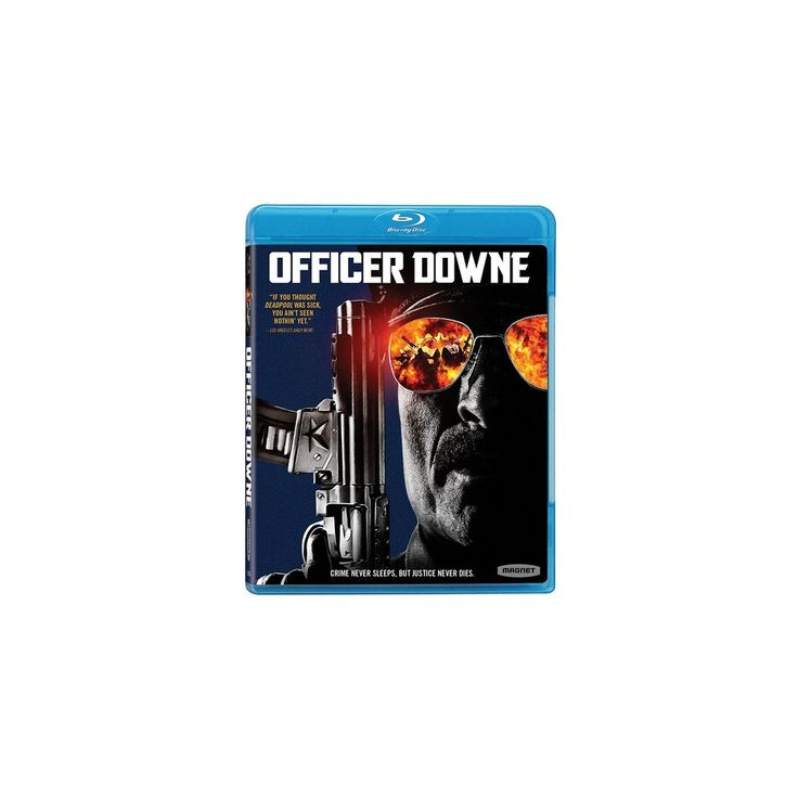 Officer Downe (Blu-ray), Movies