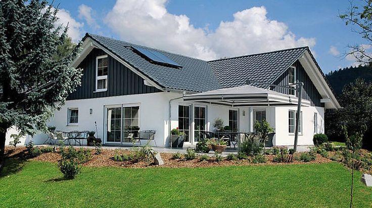 landhaus modern - e 15-244.1 - schwörerhaus kg   houzze ... - Landhaus Modern
