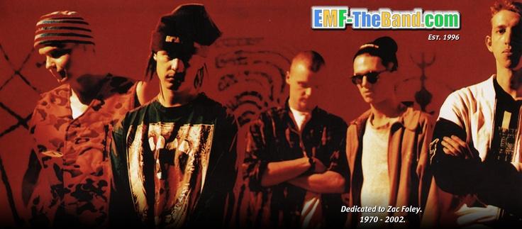 EMF-TheBand.com - The Official EMF Website