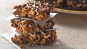 Khorasan Wheat, Almond, and Chocolate Bars | Delicious Living