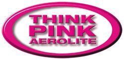 think pink aerolite logo