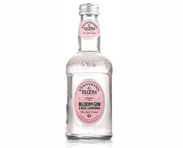 Fentiman's and BLOOM gin & rose lemonade