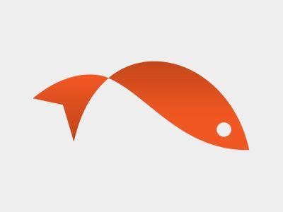 Best 25+ Fish logo ideas on Pinterest | Negative space logos, Logo ...