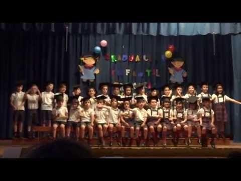 ▶ Graduación de Infantil de Nico. Poesia despedida - YouTube